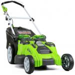 Recenzia GreenWorks kosačka na trávu