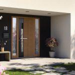 Najdôležitejšie vlastnosti vonkajších dverí